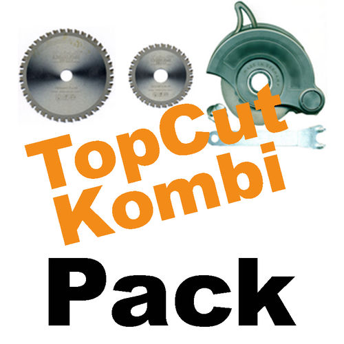 Multi saw blade TOPCUT combination for  one-hand grinder and circular saw Ø160mm