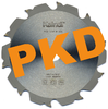 PKD Saw Blade for buzz saw